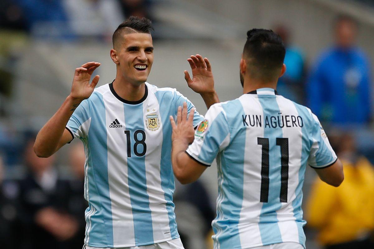 Erik Lamela Dipanggil Kembali Oleh Timnas Argentina