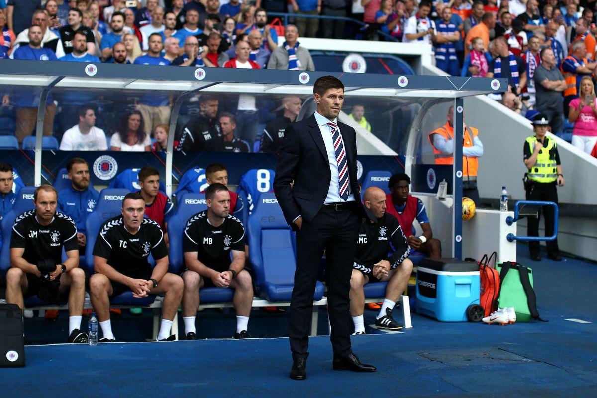 Steven Gerrard Akui Timnya Telah Ambil Langkah Mundur