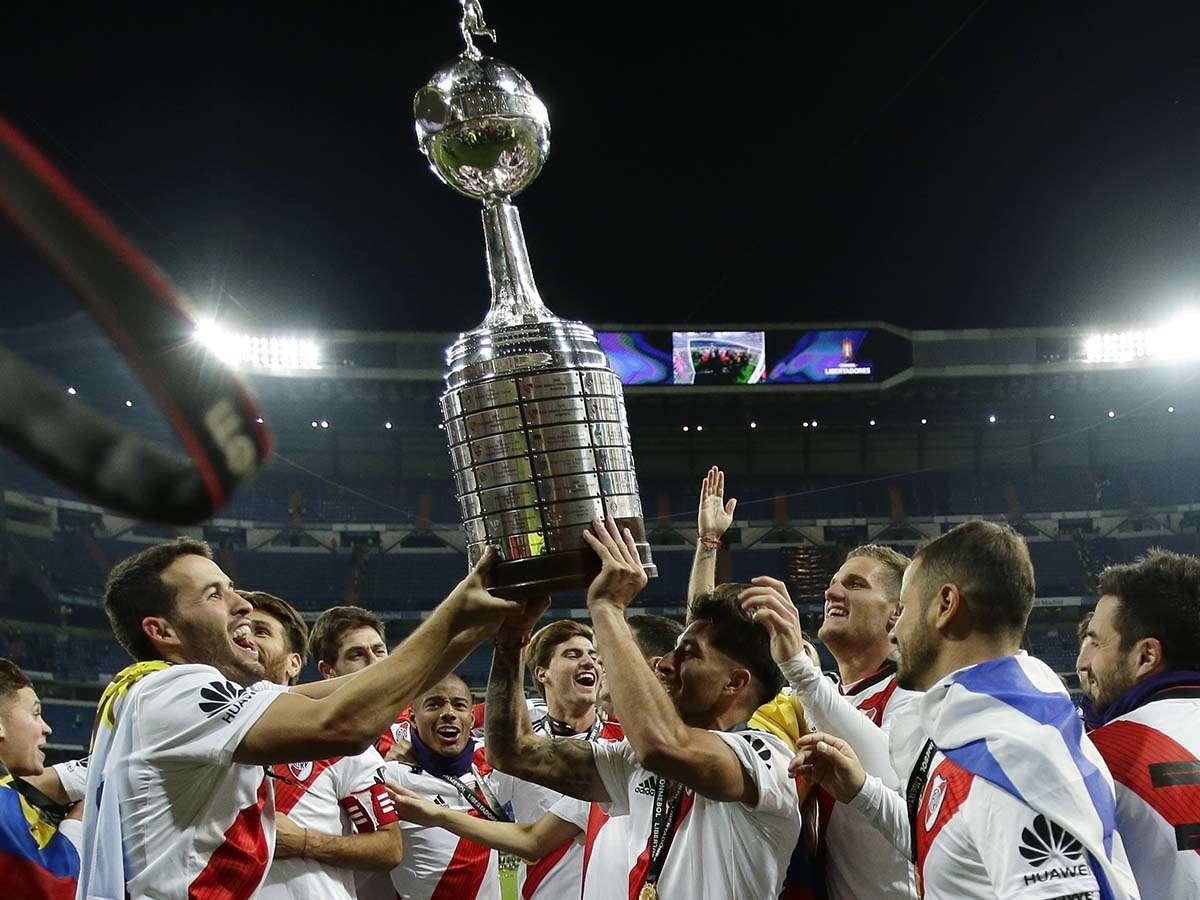 Maidana : River Plate Ingin Hadapi Real Madrid