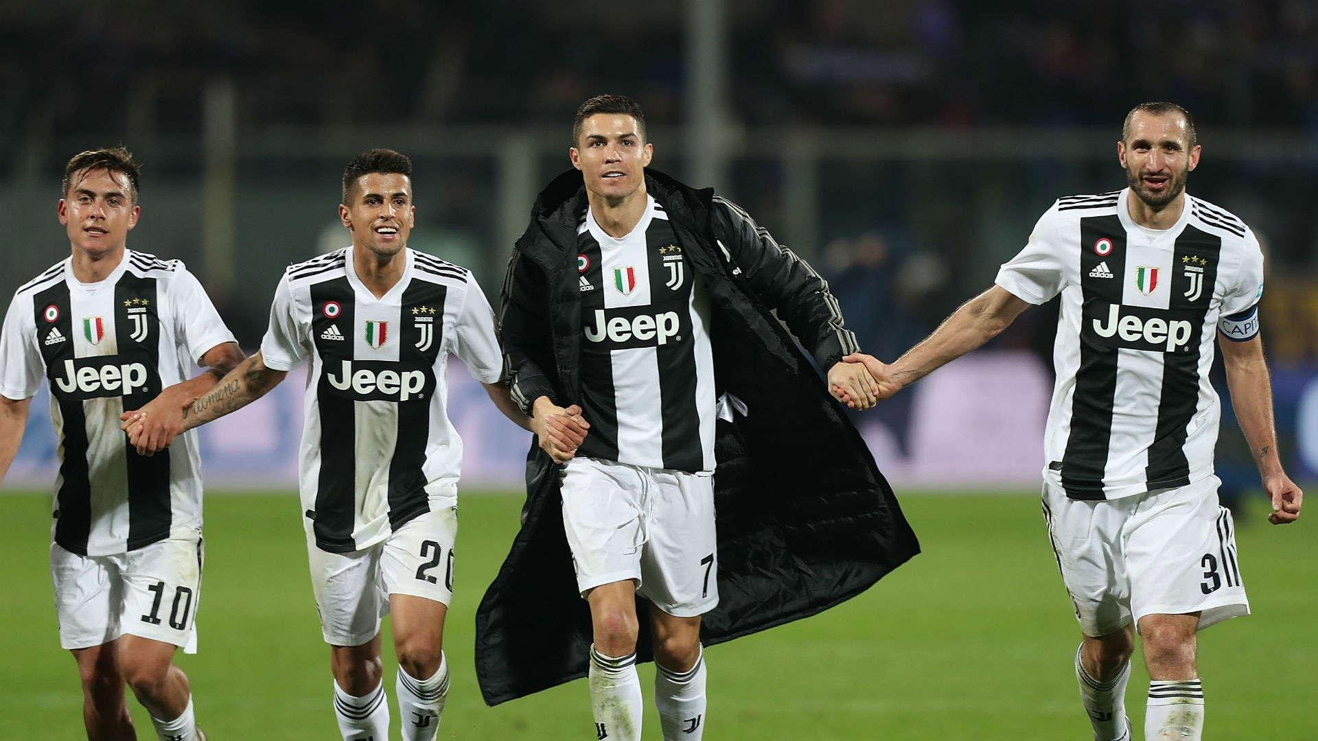 Ronaldo : Juventus Lebih Dari Sebuah Keluarga