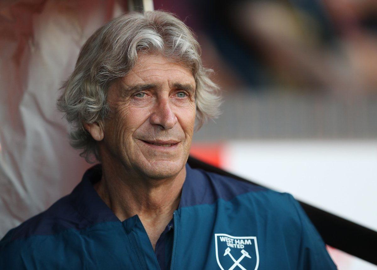 Pellegrini Targetkan Posisi West Ham Berada Di 10 Besar