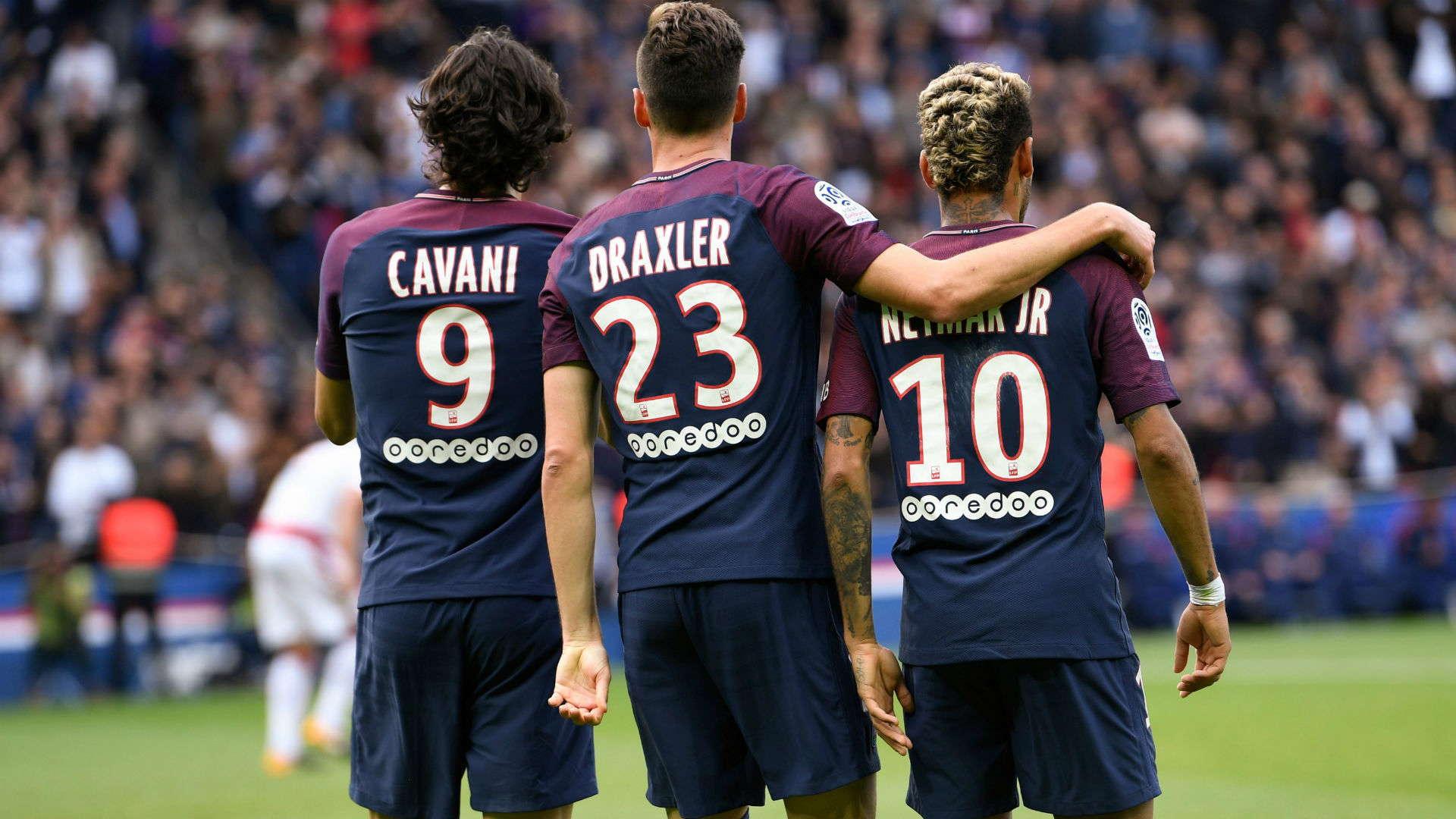Draxler : Neymar Memiliki Keterampilan Hebat