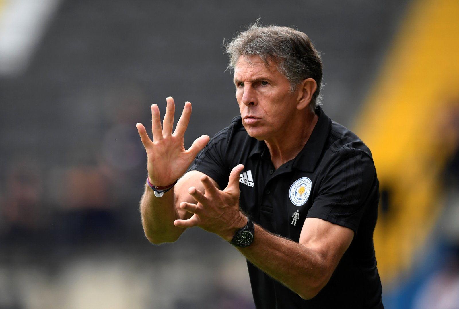 Claude Puel Bertekad Bawa Leicester Maju Ke Liga Eropa