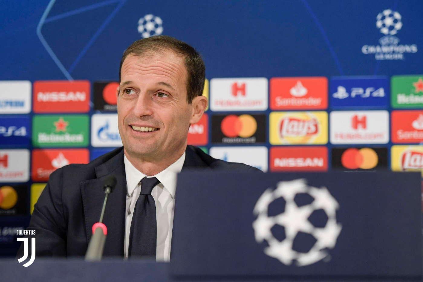 Allegri Bantah Spekulasi Pindah Ke Manchester United