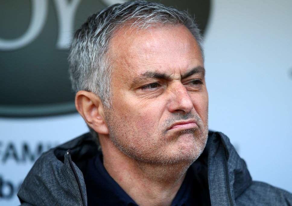 Mourinho Tak Menyangka Dengan Kondisi Timnya