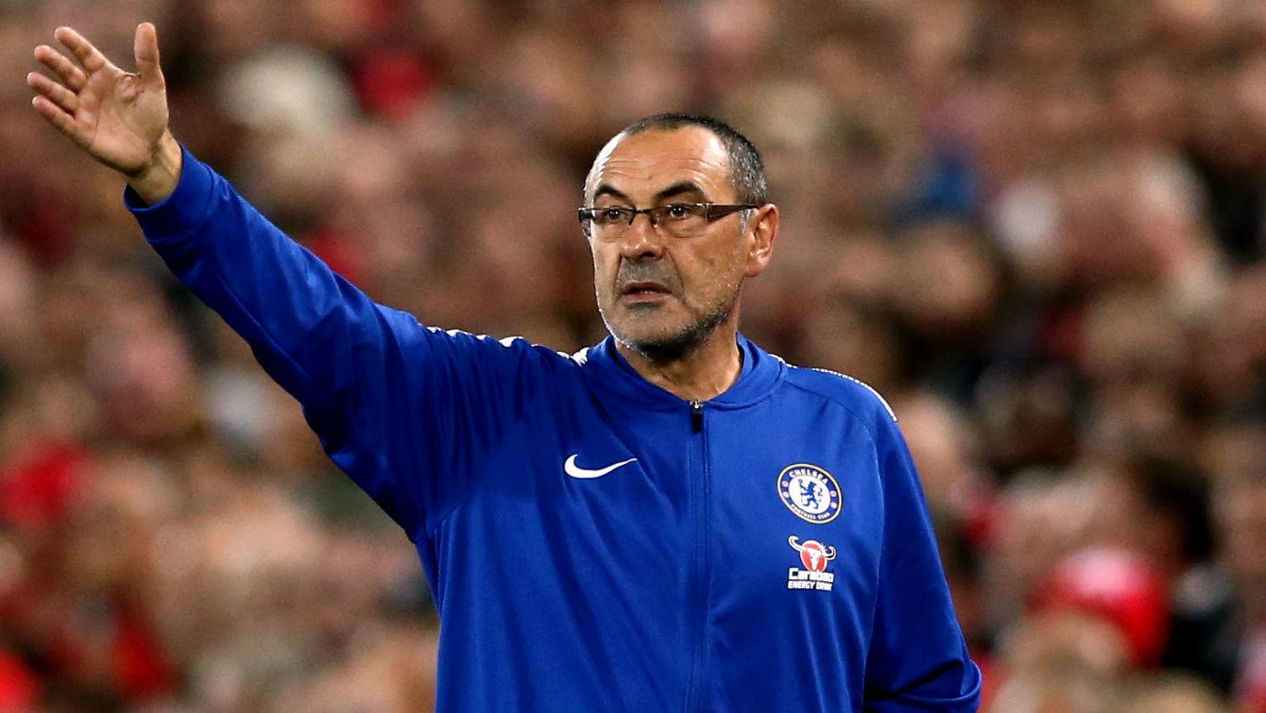 Maurizio Sarri Sebut Permainan Chelsea Berbeda