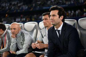 Santiago Solari Memuji Prestasi Real Madrid