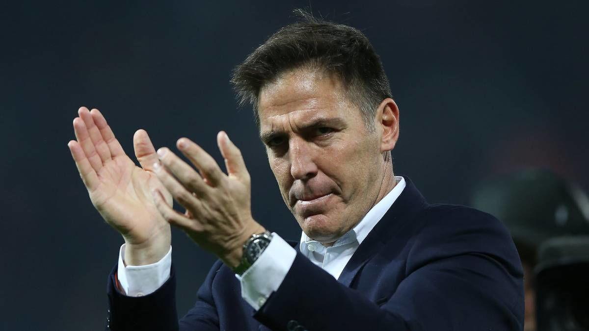 Athletic Bilbao Resmi Pecat Manajer Eduardo Berizzo