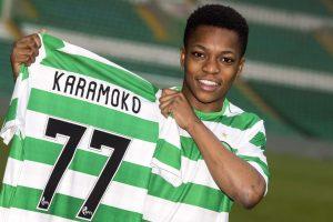 Celtic Datangkan Pemain Muda Potensial