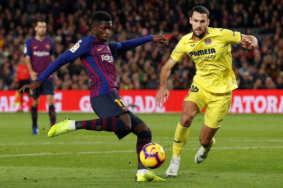 Valverde : Dembele Bermain Sangat Baik