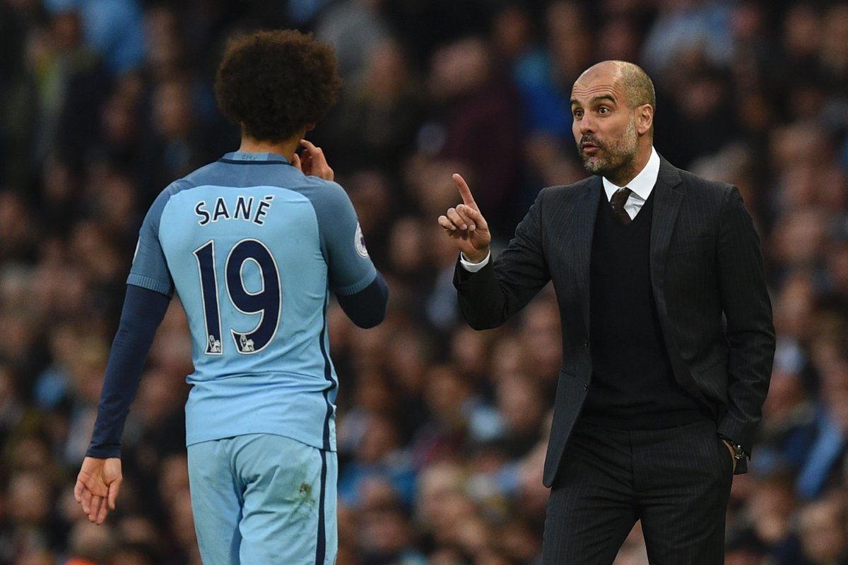 Pep Guardiola Tidak Khawatir Atas Kontrak Leroy Sane