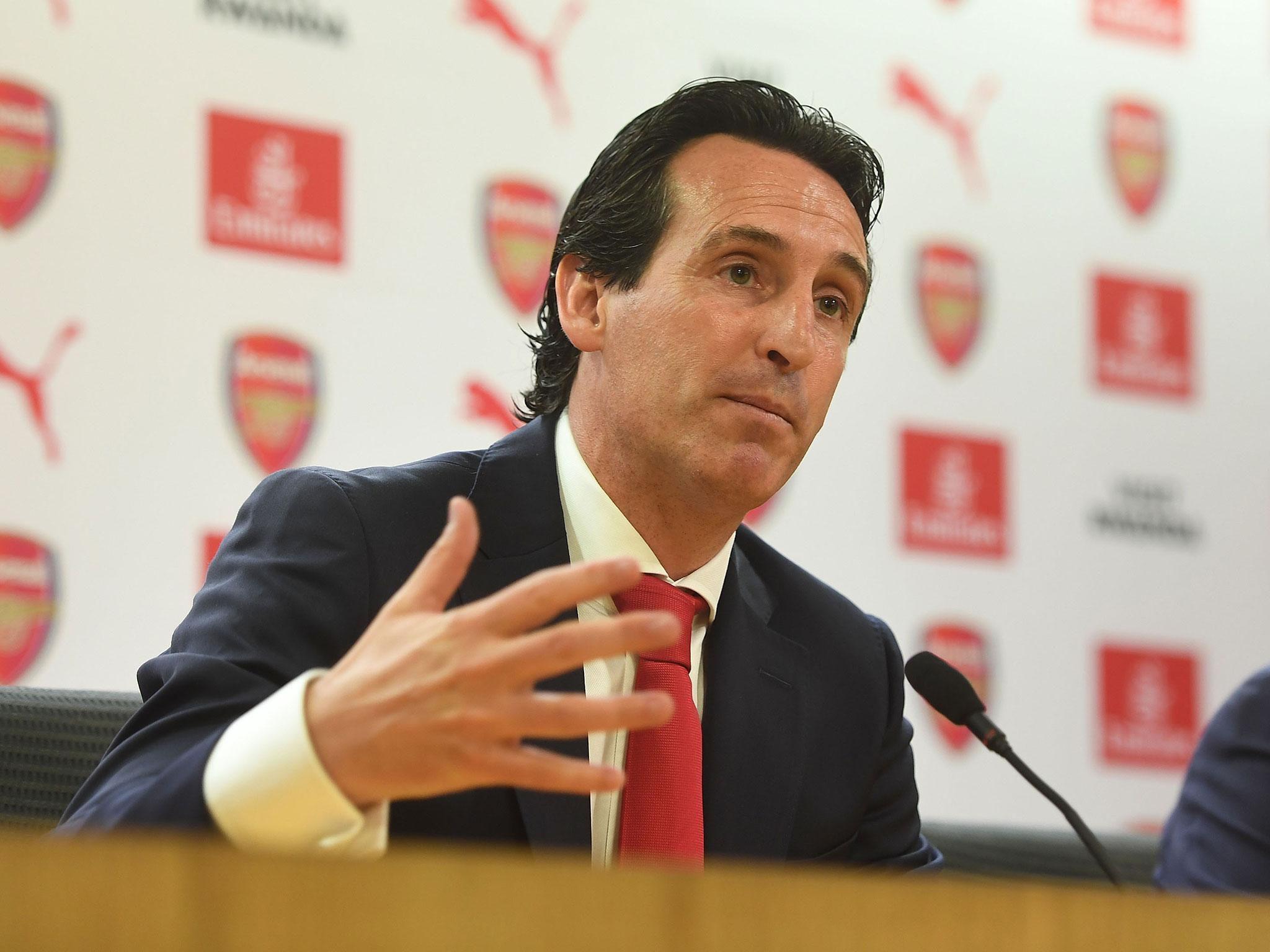 Unai Emery Yakin Hasil Arsenal Menentukan Timnya