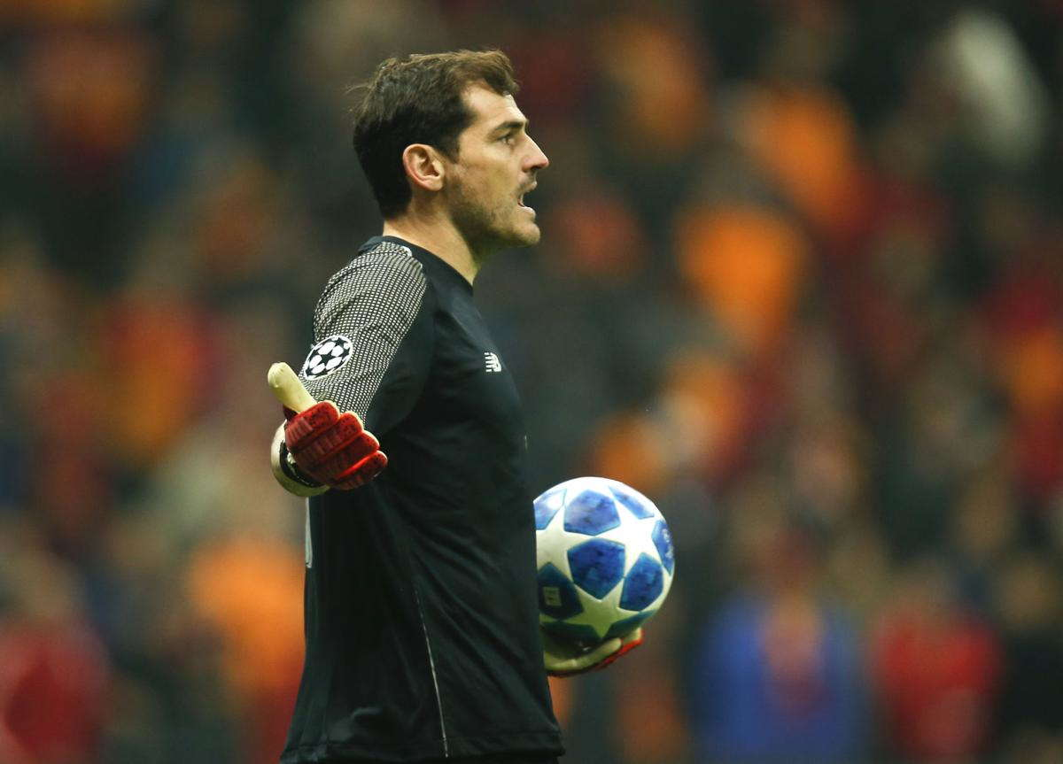 Casillas Mengukir Sejarah Di Liga Champions