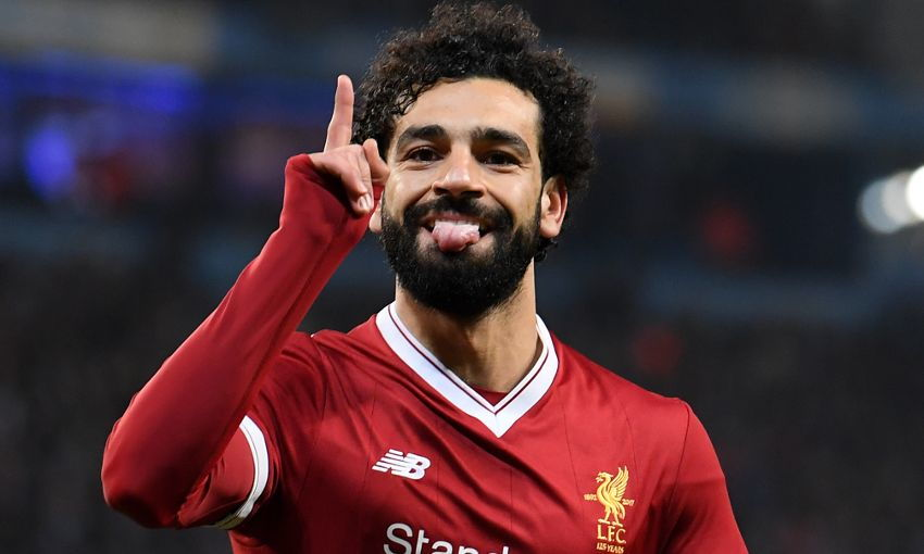 Mohamed Salah Bertekad Bawa Liverpool Raih Gelar Juara