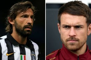 Pirlo Yakin Ramsey Bagus Untuk Gabung Juventus