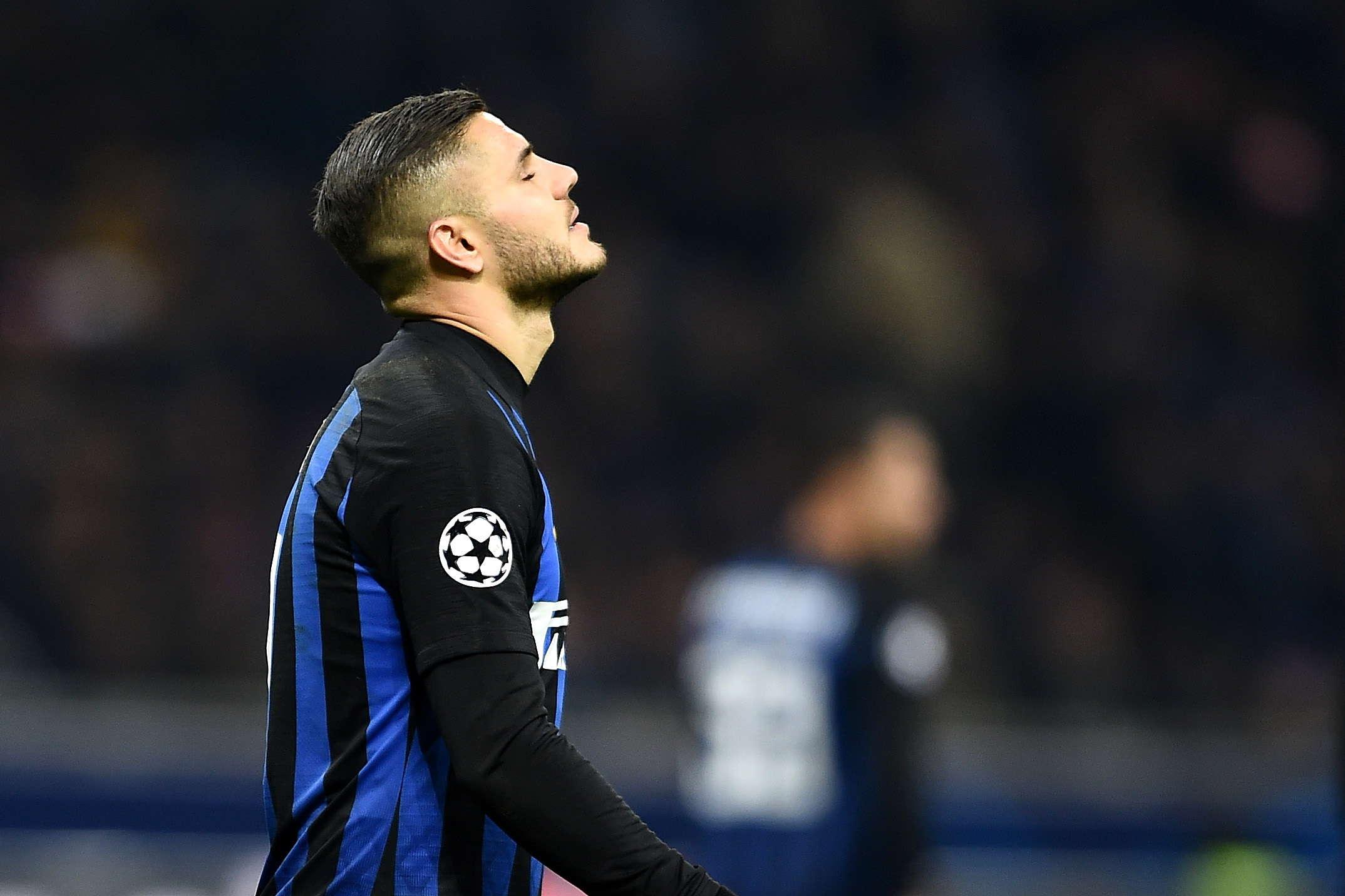 Mauro Icardi Anggap Inter Milan Berhak Lolos