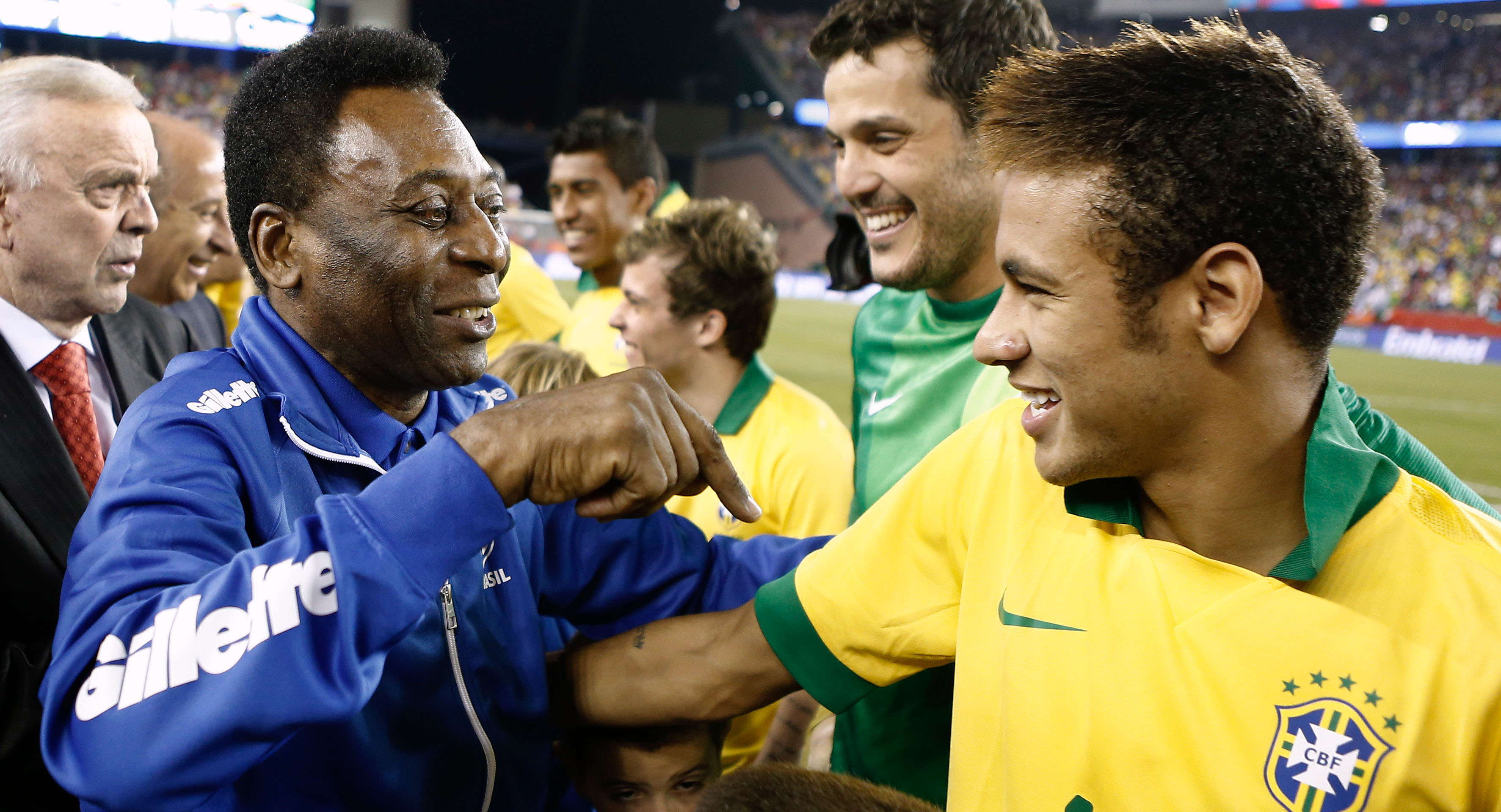 Pele Ingin Neymar Fokus Gunakan Kemampuannya