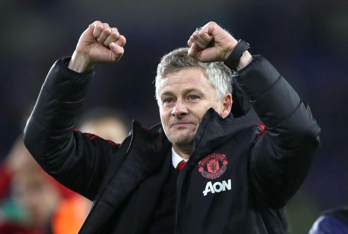 Solskjaer : Manchester United Menghibur Para Fans