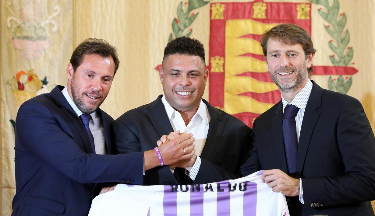 Ronado : Pembelian Atas Valladolid Memberinya Tujuan