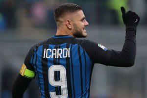 Inter Milan Ingin Perpanjang Kontrak Mauro Icardi