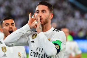 Sergio Ramos : Itu Suatu Yang Tidak Hormat