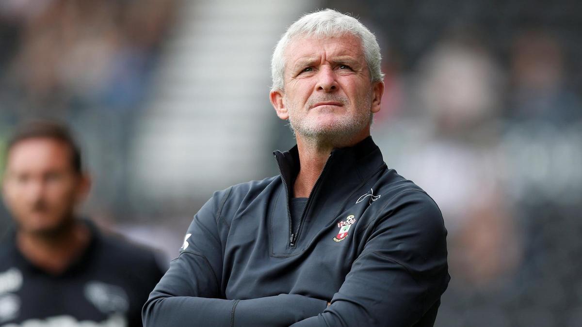 Mark Hughes telah dipecat sebagai manajer Southampton setelah 10 pertandingan tanpa kemenangan di Laga Lanjutan Premier League.