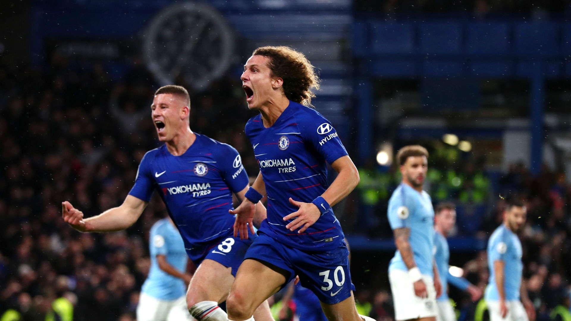 David Luiz Ingin Terus Bersama Chelsea