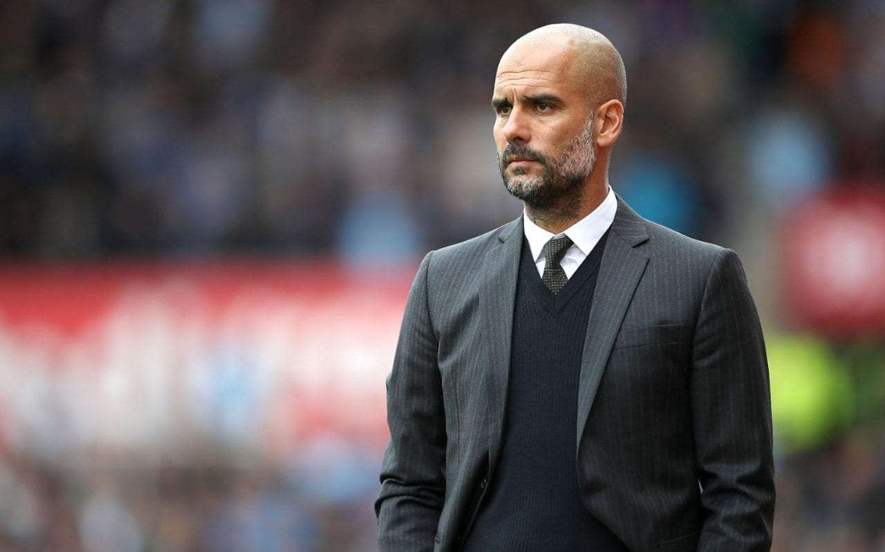 Guardiola : Manchester City Bukan Yang Terbaik Di Eropa