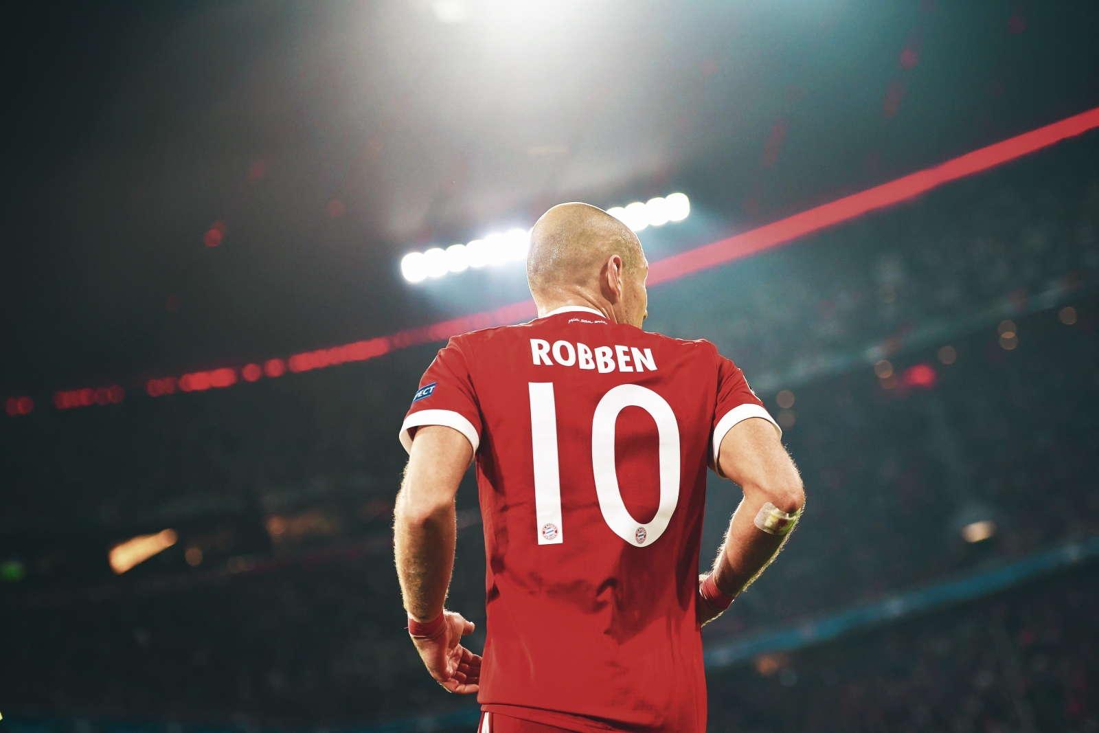Robben Akan Tinggalkan Bayern Akhir Musim Ini