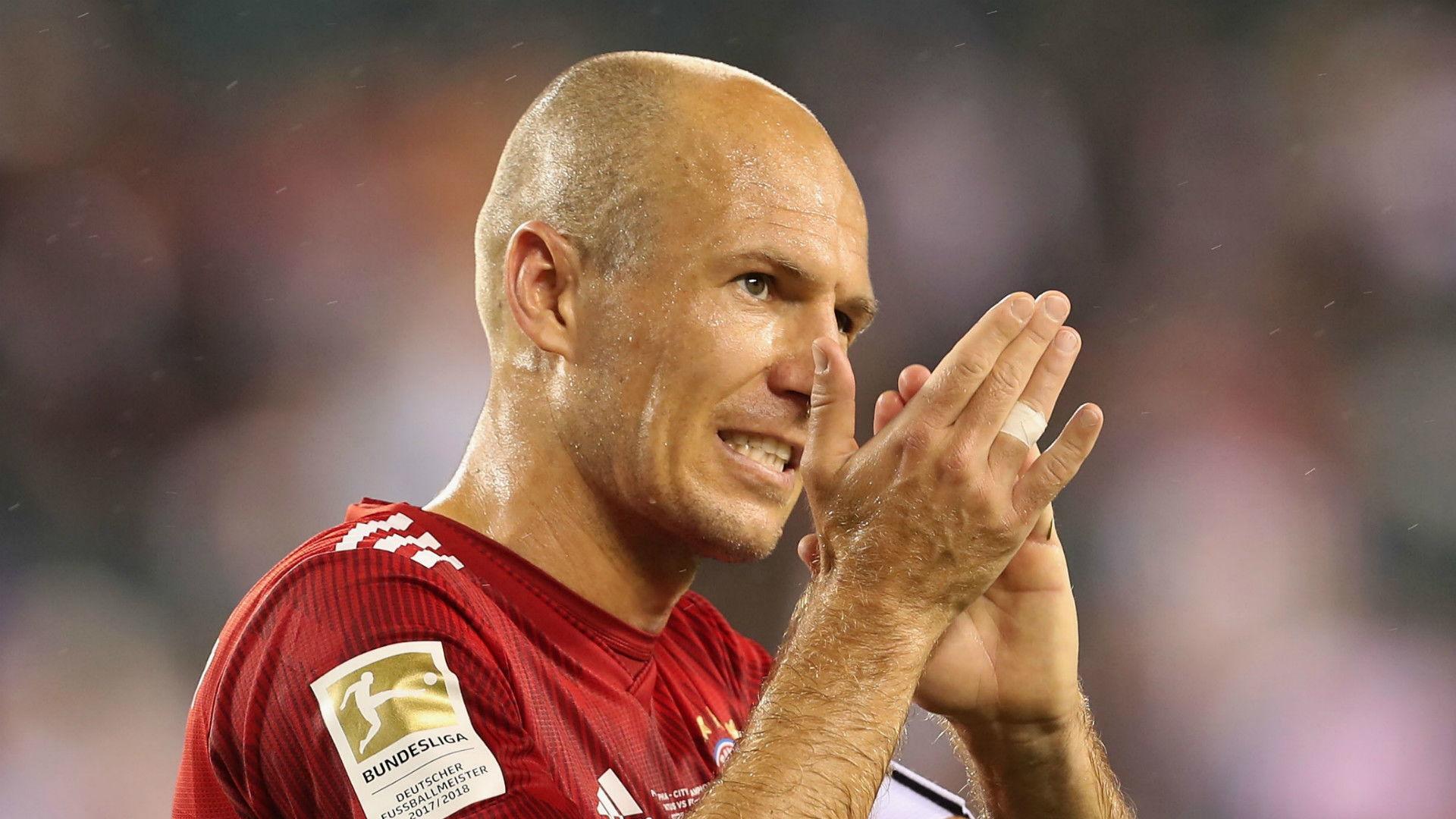 Robben Ingin Pergi Dan Akhiri Karirnya Di Bayern