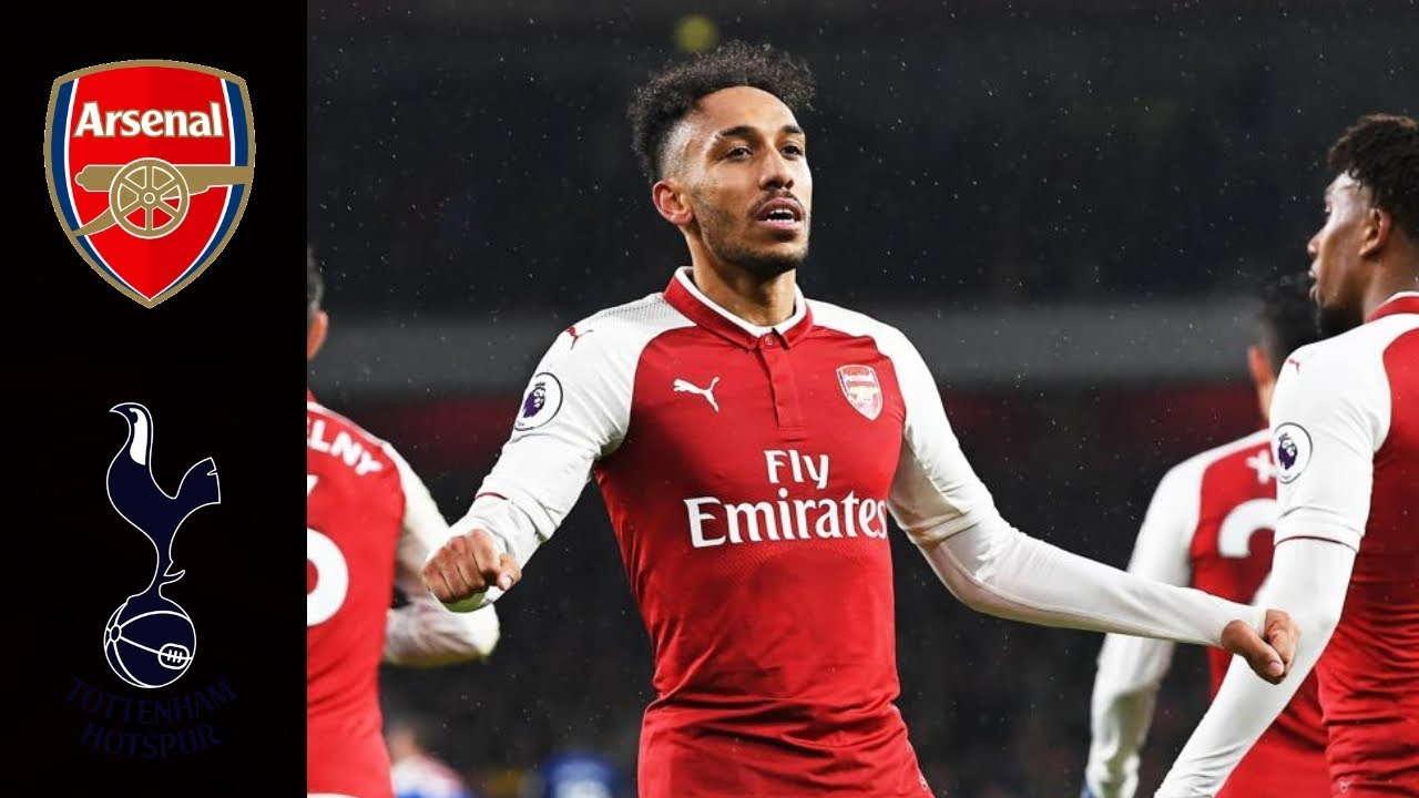 Hasil Pertandingan Arsenal VS Tottenham Hotspur