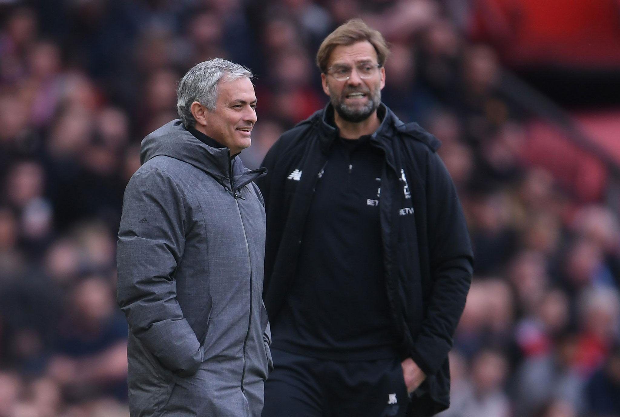 Mourinho Akan Dapat Hukuman Besar Jika Seperti Klopp