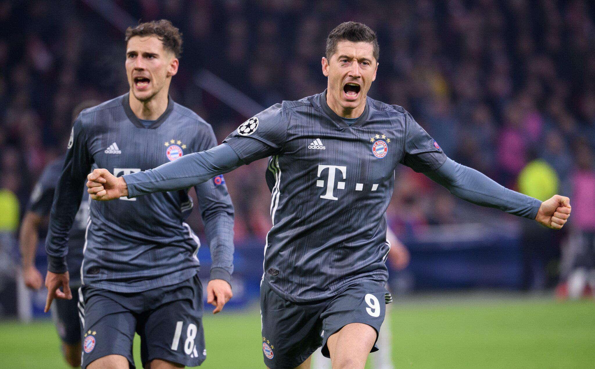 Lewandowski Menjadi Pencetak Gol Terbanyak