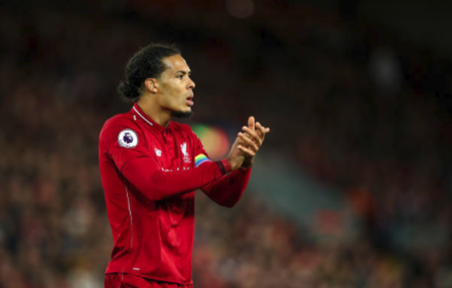 Van Dijk : Liverpool Tidak Harus Khawatir