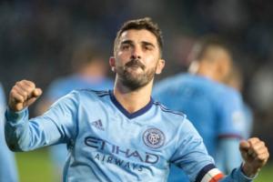 David Villa Akan Bergabung Dengan Eks Bintang Barcelona