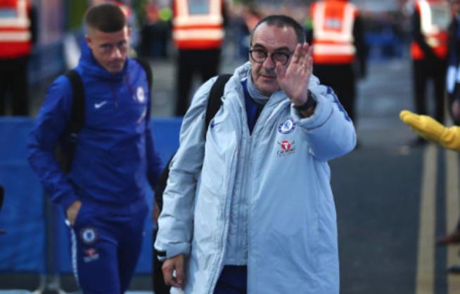 Maurizio Sarri : Chelsea Membutuhkan Striker Baru