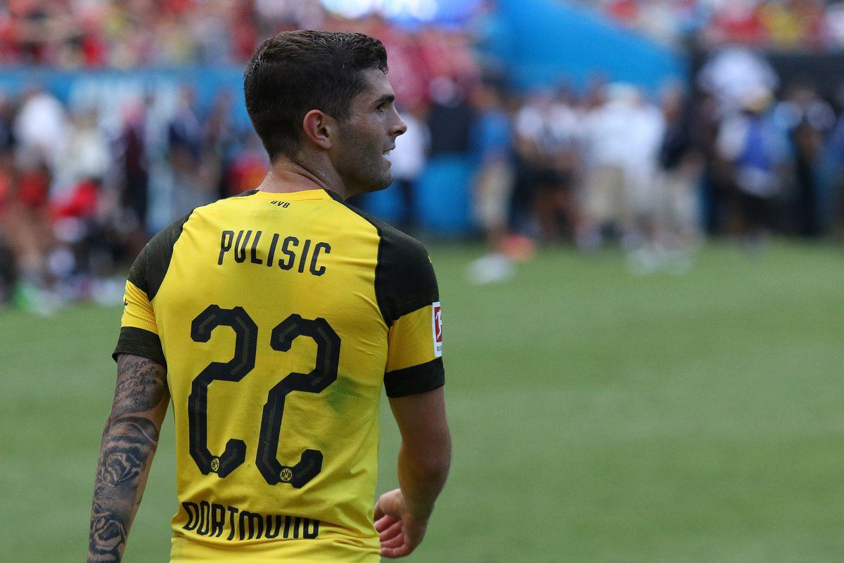 Michael Zorc : Pulisic Akan Berkembang di Premier League
