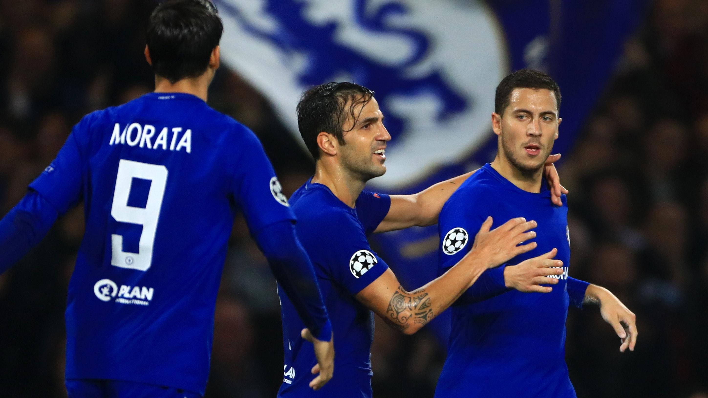 Hazard : Saya Beruntung Bisa Bermain Dengan Fabregas