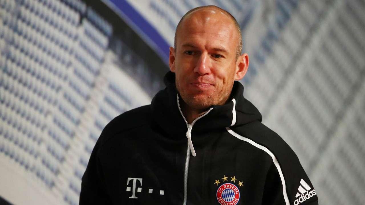 Arjen Robben : Liverpool Favorit Menangkan Liga Champions