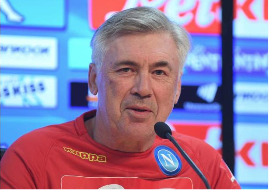 Carlo Ancelotti Optimis Napoli Bisa Menangkan Coppa Italia