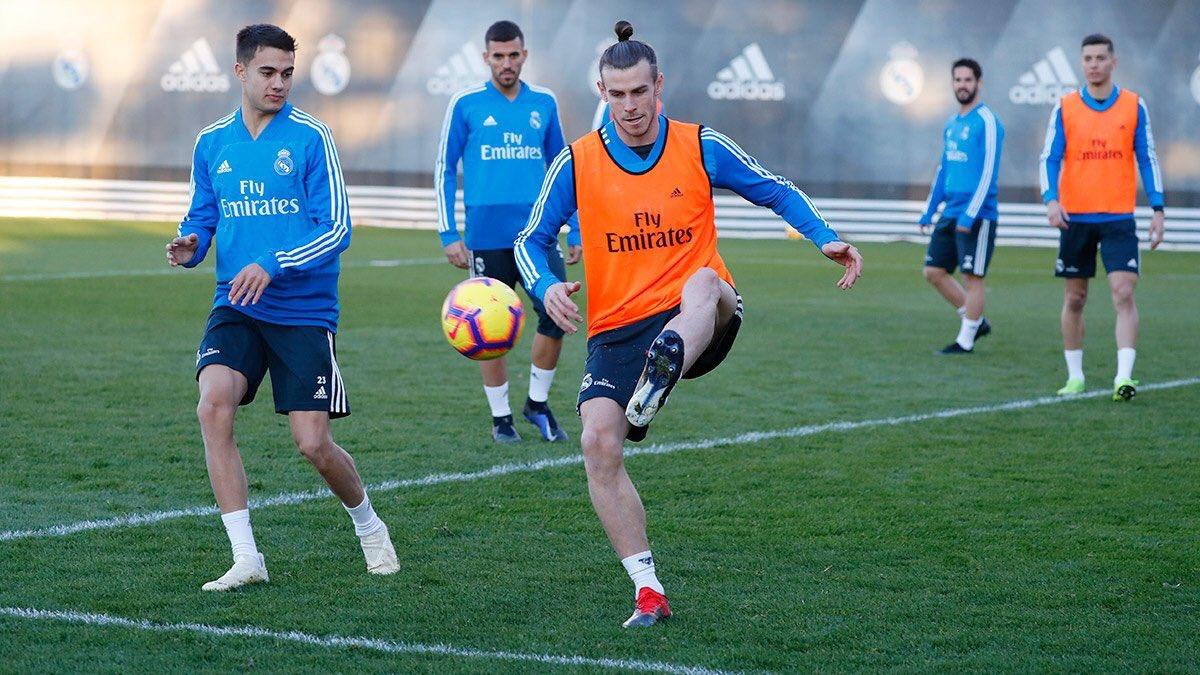 Gareth Bale Telah Kembali Dari Cedera
