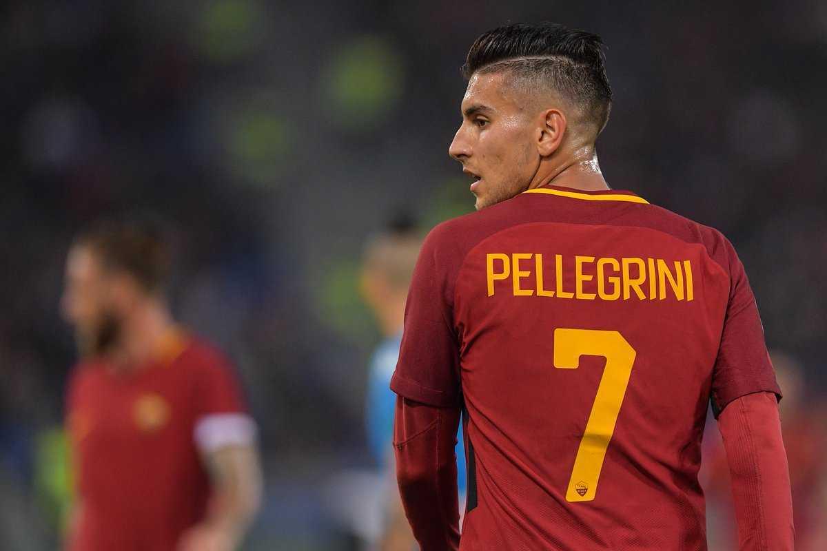 Lorenzo Pellegrini Masuk Radar Juventus dan AC Milan