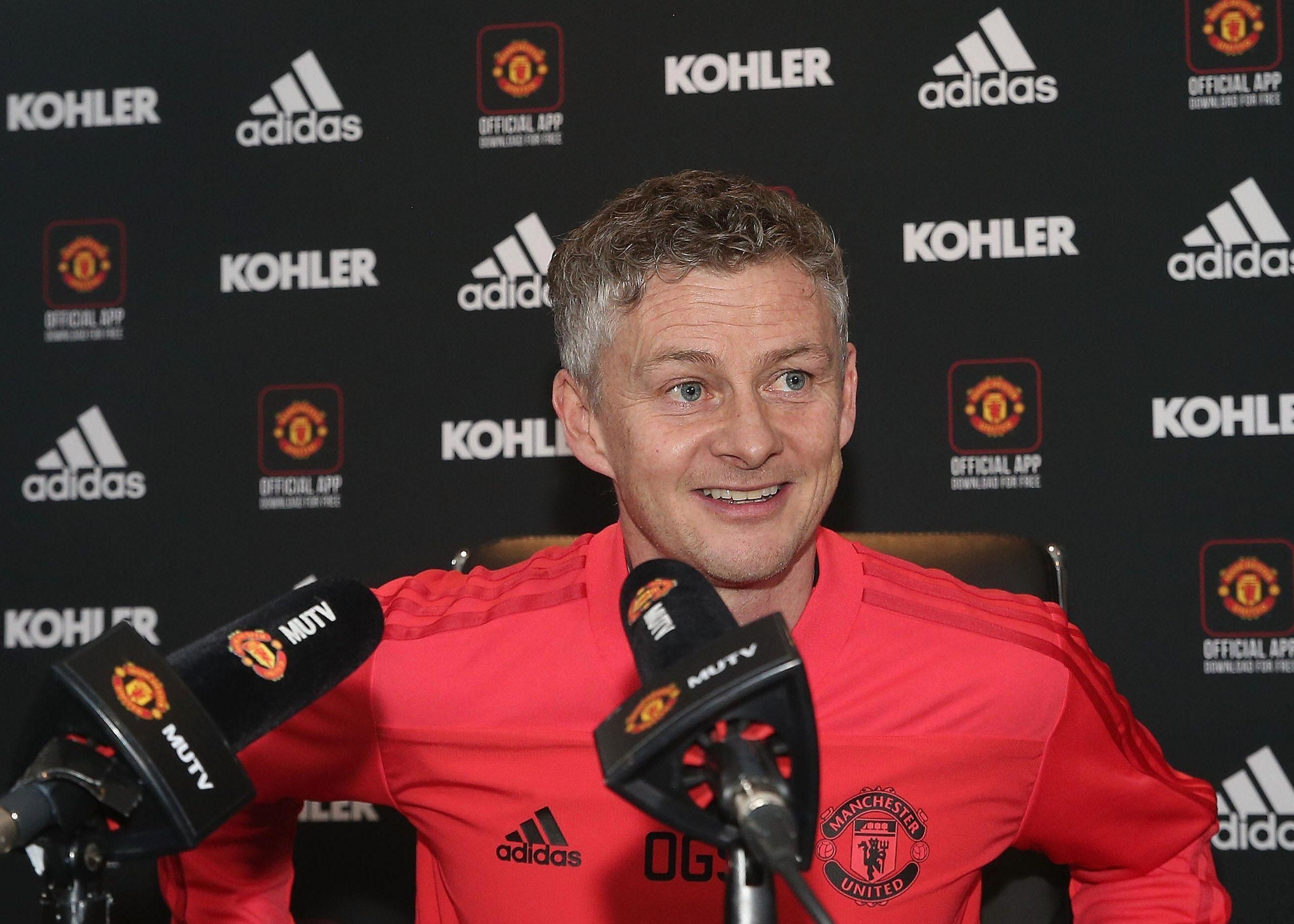 Solskjaer Mengakui Tak Ingin Tinggalkan Manchester United