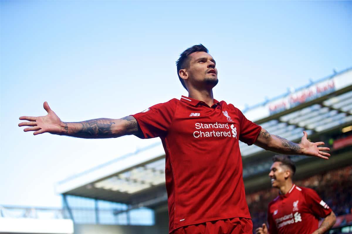 Dejan Lovren : Kalah Lawan City Bukan Akhir Dari Liverpool