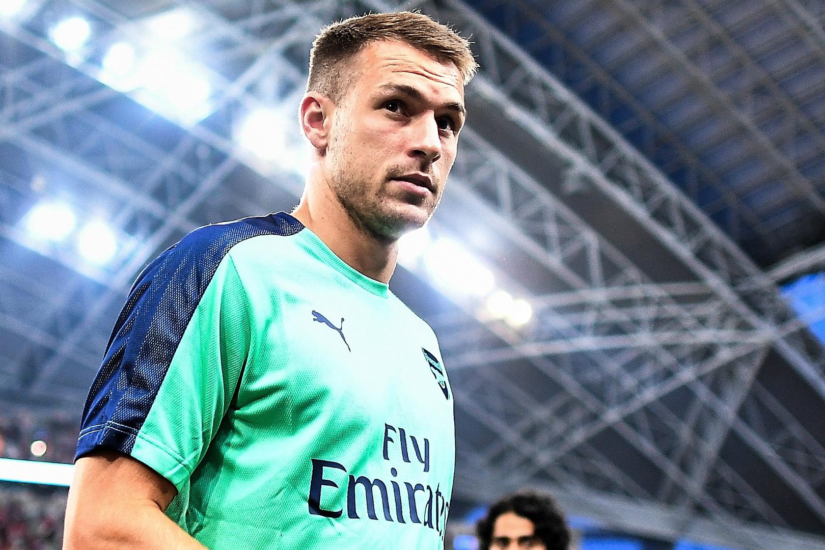 Ramsey Resmi Menandatangani Pra-Kontrak Dengan Juventus