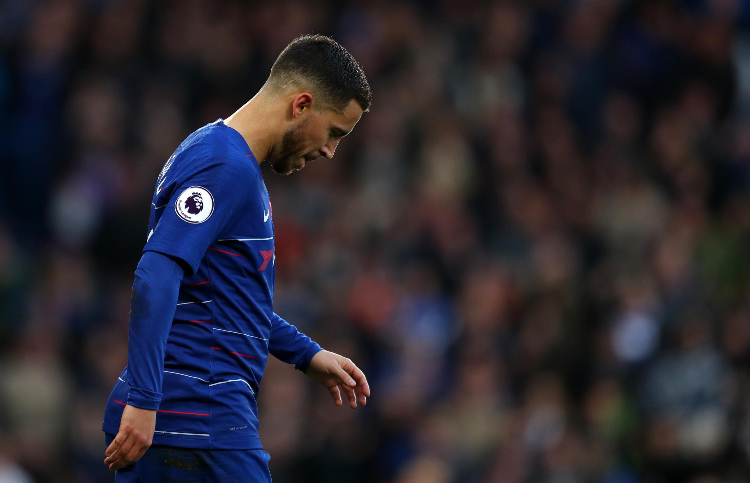 Chelsea Membanderol Eden Hazard Sebesar £ 100 Juta