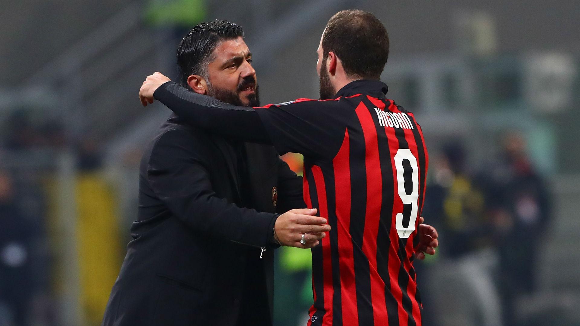 Gattuso : Gonzalo Higuain Telah Membuat Pilihannya
