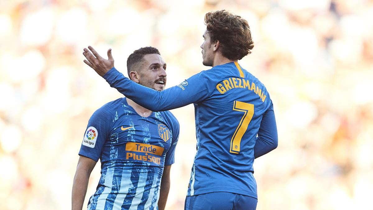 Diego Simeone : Koke Pemain Luar Biasa