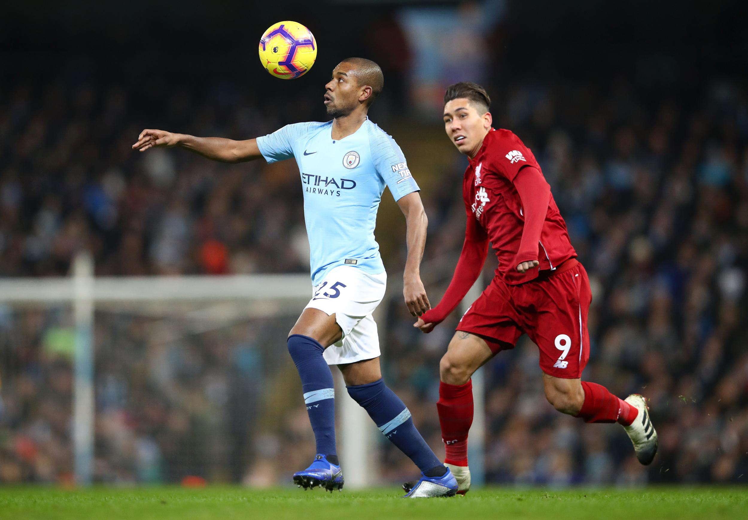 Fernandinho Berharap Liverpool Berada Di Bawah Tekanan