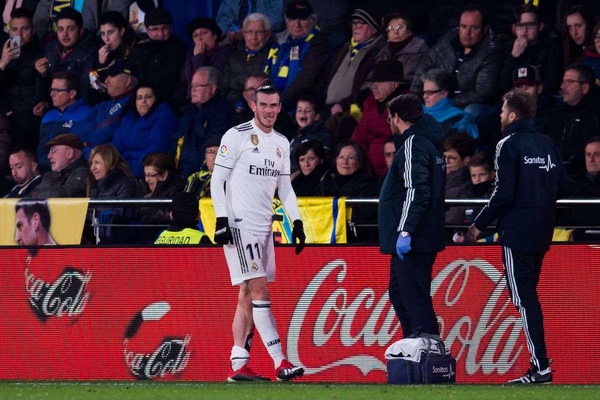 Santiago Solari : Gareth Bale Tidak Cedera Serius